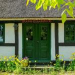 Gammelgaard på Ærø
