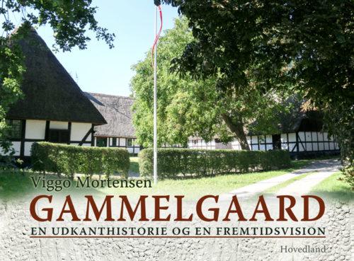 Gammelgaard på Ærø - bogomslag