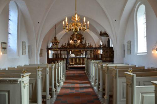 Stenløse kirke 2017 © Kulturhistorier