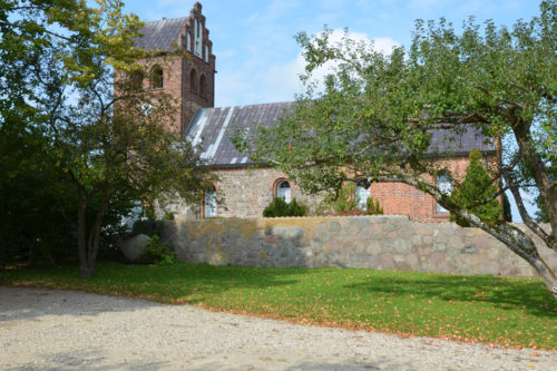 Stenløse kirke fra syd 2017 © Kulturhistorier