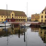 Baagøes & Ribers Plads i Svendborg © Slots- og Kulturstyrelsen