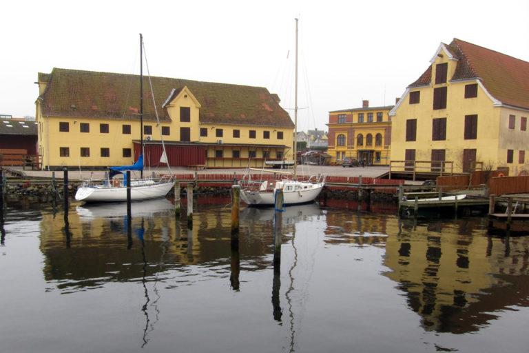 Baagøe & Ribers Plads i Svendborg er nu fredet