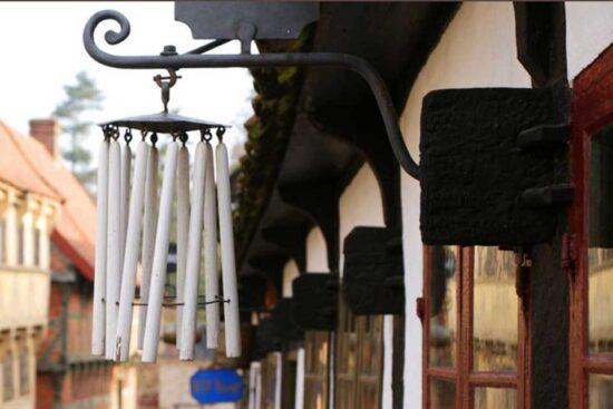 Lysestøberskilt. © Den Gamle By